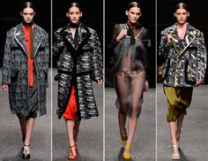 Prada Outono / Inverno 2014-2015 Collection - Milan Fashion Week