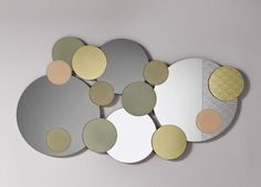 Tonelli Atomic Wall Mirror