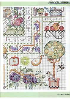 garden sampler 2