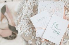 collection faire-part élégant ©MonkeyChoo Invitation, Place Cards, Place Card Holders, Collection, Elegant Wedding, Invitations, Reception Card