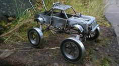 http://www.ebay.co.uk/itm/monster-truck-scrap-metal-art-/231385595526