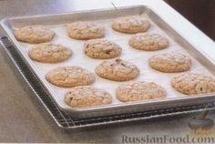 Фото приготовления рецепта: Песочное печенье с шоколадом - шаг №6