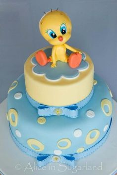 tweety for a little boy.