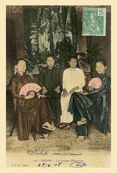 sagon - un groupe dlgantes