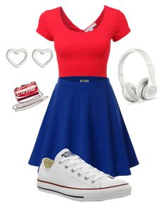 """""""Forth of July outfit"""" by shaniabowen ❤ liked on Polyvore"""