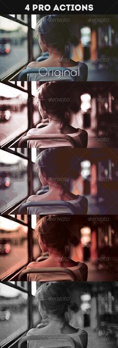 4 Pro Old Actions  #GraphicRiver         4 Great Actions with antique effect for each photo   • Great for any photography   • Easy to use   • Help file included.   Don't forget to rate… Thanks…     Created: 16July13 Add-onFilesIncluded: LayeredPSD MinimumAdobeCSVersion: CS Tags: actions #old #pro #psd