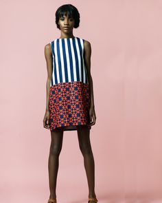 Designer Sindiso Khumalo founded her eponymous label in 2012, with a  focus on creating modern sustainable textiles.