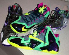 lebron 11 t rex 2 Nike LeBron 11 T Rex