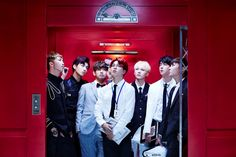 "Rap Monster, Jungkook, V, Jimin, Jin, and J-Hope- BTS ""Sick"" Concept Photos ❤️"