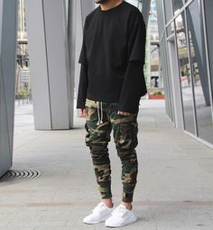Little Boy Fashion Trends Product Urban Fashion, Boy Fashion, Mens Fashion, Fashion Outfits, Fashion Trends, Street Fashion, Runway Fashion, Camo Outfits, Casual Outfits