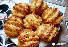 Isteni finom, omlós, sajtos pogácsa | NOSALTY French Toast, Lime, Food And Drink, Baking, Breakfast, Youtube, Morning Coffee, Limes, Bakken