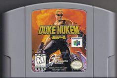 Nintendo 64 - Duke Nukem 64