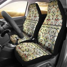 Boho Grunge Car Seat Cover 1 Car Seat Cover Car Accessories Custom Car Accessories, Car Accessories For Women, Diy For Men, Diy For Girls, Diy Bumper, Pink Wheels, Boho Grunge, Premium Cars, Car Covers