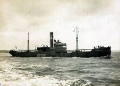 The SS Akenside, built by Robert Thompson and Sons in Garden S, Winter Garden, Robert Thompson, Marine Engineering, Merchant Navy, Beyond The Sea, Navy Ships, Sunderland, Model Ships