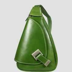 Appia Verde Sling Backpack, Backpacks, Bags, Shoes, Products, Fashion, Handbags, Moda, Zapatos
