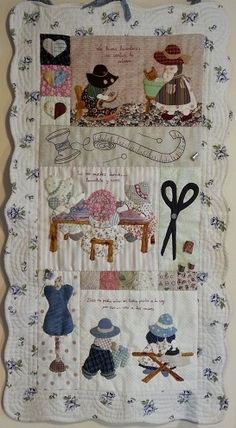 Love anything sunbonnet Sue!