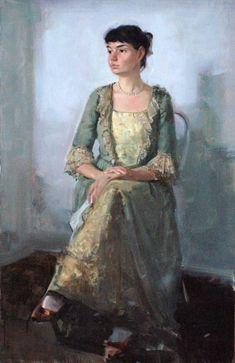 Ritratti D'epoca Olio su tela Victorian, Fictional Characters, Art, Fantasy Characters