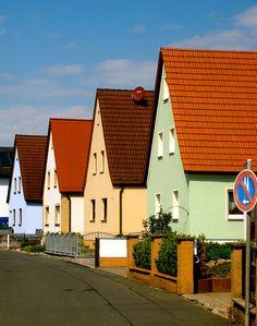 Die Siedlung in Fehrbach