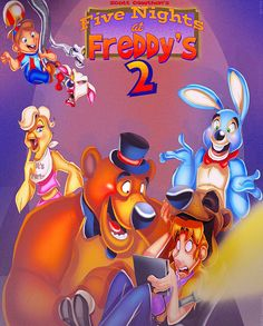 ''Freddy and his friends are back...'' by Kosperry.deviantart.com on @DeviantArt | ''...In an all-new fun-filled, musical adventure!''
