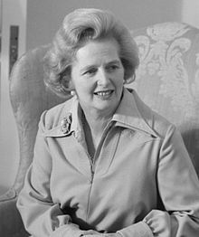 I don't think there will be a woman Prime Minister in my lifetime. Margaret Thatcher