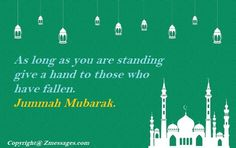 Jumma Mubarak Messages