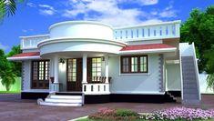 Single Floor Home Design With Free Floor Plan