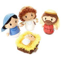 itty bittys® Nativity Set Stuffed Animals