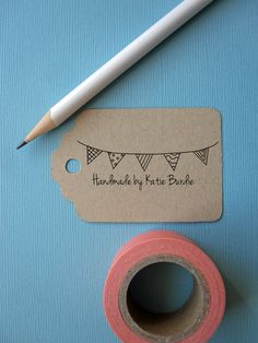 Custom stamps in PDX! >>> Handmade stamp custom handmade stamp with by yellowfishpaperie, $29.50