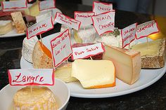 Last night, friends came over for my monthly cheese tasting. This month we highlighted French cheeses - my favorite kind! Winter Engagement Party, French Cheese, Cheese Lover, Bridal Shower, Good Food, Tasty, Events, Bread, Wine