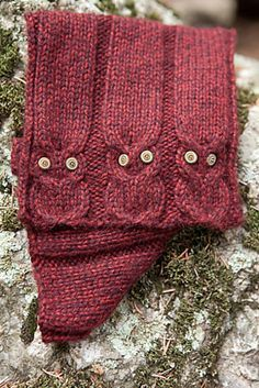 Ravelry: Hidden Picture Cowl pattern by Saranac Hale Spencer