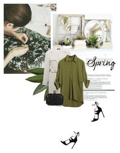 """""""Untitled #258"""" by duoduo800800 ❤ liked on Polyvore featuring M&Co, Stuart Weitzman and Alexander McQueen"""