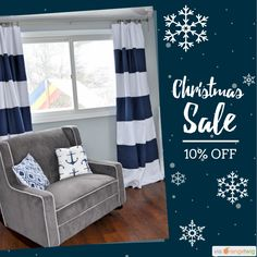 10% OFF on select products. Hurry, sale ending soon!  Check out our discounted products now: https://www.etsy.com/shop/FrostingHomeDecor?utm_source=Pinterest&utm_medium=Orangetwig_Marketing&utm_campaign=Merry%20Christmas%20SALE   #etsy #etsyseller #etsyshop #etsylove #etsyfinds #etsygifts #interiordesign #stripes #onetofollow #supportsmallbiz #musthave #loveit #shop