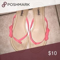 New pink sandals never worn New pink sandals never worn Shoes Sandals