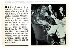 That Same Old Satchel Paige - Jet Magazine May 10, 1956 | Flickr - Photo Sharing!