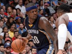 Grizzlies at Clippers - 4/11/15