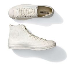 Maison Martin Margiela x Converse Spins an Old Classic #sneakers trendhunter.com