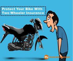 Protect Your Bike With #TwoWheelerInsurance, #Compare Among 14+ Top Insurance Companies. Safe and Secure. Fast and Easy Processing #Online.
