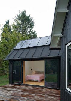 Summerhouse!!  A Rustic-Modern Danish Village House in Denmark