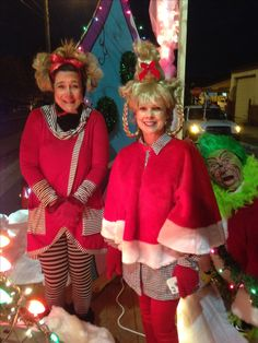 Whoville costumes
