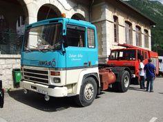 BERLIET TR 320 v8 TRACTEUR