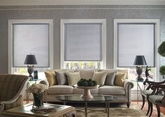 Roller Window Shades At Luxury Window Fashions Online Store