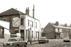 The Millers Arms was a Shipstones tied house situated on Agnes Street. This pub was demolished in the Photo 1974 Nottingham Pubs, Old Pub, Pub Signs, Live Fish, Britain, Past, Arms, Street View, Family History