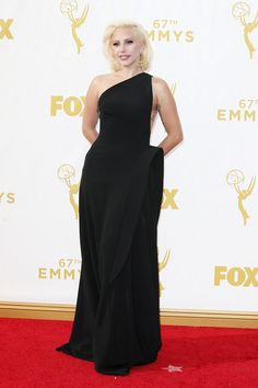 Emmys 2015: The Top 10 Best Dressed - Lady Gaga