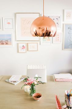 Work It: Chic and Functional Office Décor | Lauren Conrad