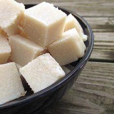 Vanilla Sugar Scrub Cubes