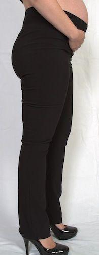 Straight leg Maternity Pants $99.00 by Ljb Maternity http://ljbmaternity.com.au