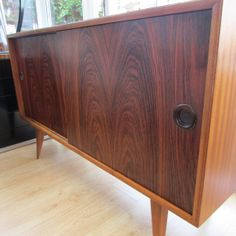 Vanson Rosewood Sideboard Credenza on Etsy, £395.68