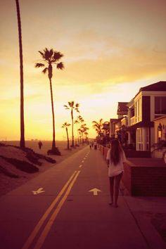 Beach sunsets!