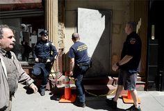 Encontrados posibles restos humanos cerca de la 'zona cero' de Nueva York