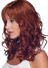 Cheap Body Wave #33 Long Lace Front Hair Wig